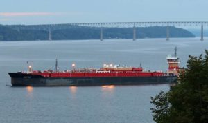 Scenic Hudson: Take Action — We Can't Let the Hudson Become a Waterborne Crude Oil Facility