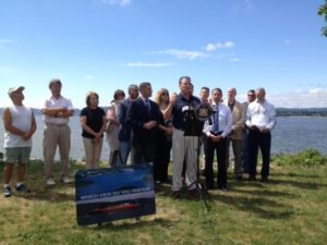 Astorino, Murphy Urge Public To Protest Hudson River Anchorages