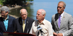 West of Hudson public officials oppose Hudson River anchorages plan