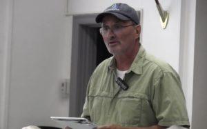 Barges on the Hudson: John Lipscomb, Riverkeeper