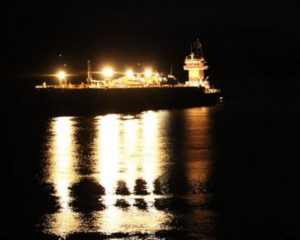 Barge Anchorages - Pathway to Potential Danger