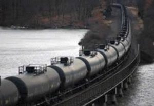 "From Barges to ""Bombs"": NY DOT considers regulations on oil transport by rail"