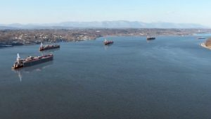 Coast Guard Suspends Plan to Create Anchorages in Hudson