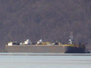 Coast Guard 'suspends' Hudson River anchorage proposal