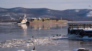 Coast Guard Suspends Hudson River Anchorage Plan