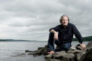 Making waves: Jon Bowermaster launches Hope on the Hudson