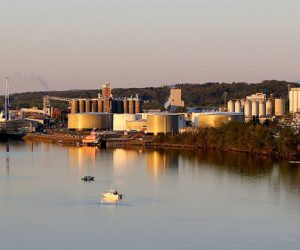Global Partners Withdraws Application To Build Crude Oil Heating Facility At Port Of Albany