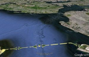 Army Corps of Engineers fast-tracks proposal for  floodwall barriers to protect NY Harbor, endangering life of Hudson River