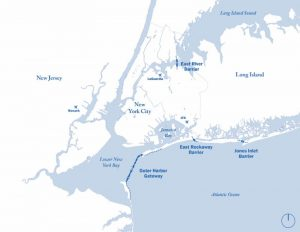 USACE to hold hearing in Westchester about storm barrier proposal and impact on Hudson River